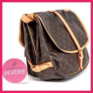 Louis Vuitton Bags - Authentic LOUIS VUITTON Saumur 35